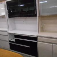 キッチン収納オープンタイプ