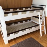 宮付2段ベッド