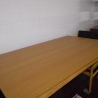 ダイニングテーブル5点セット ナチュラル色