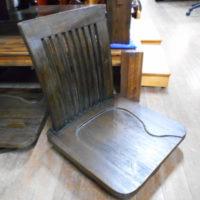 座椅子 回転木製