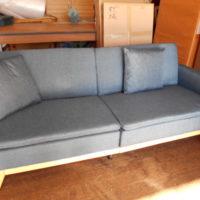 ソファーベッド 2色(組立て式)